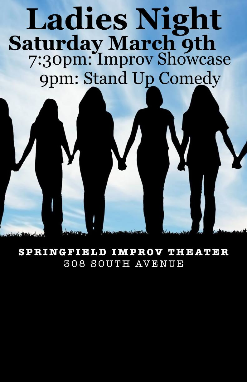 Ladies Night @ Springfield Improv